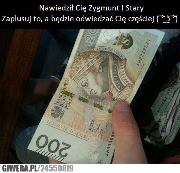 Zygmunt I Stary,kasa,hajs