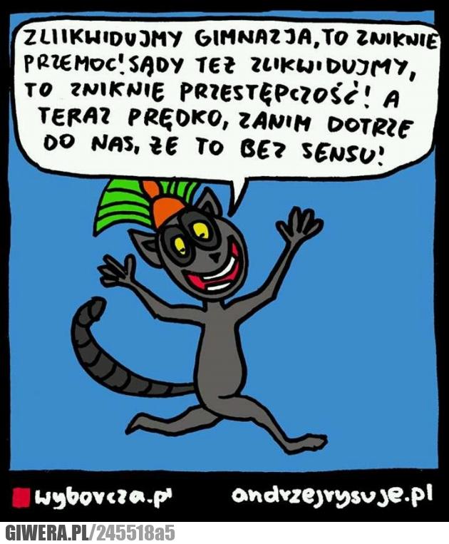 Lemur,heheszki,Andrzej rysuje