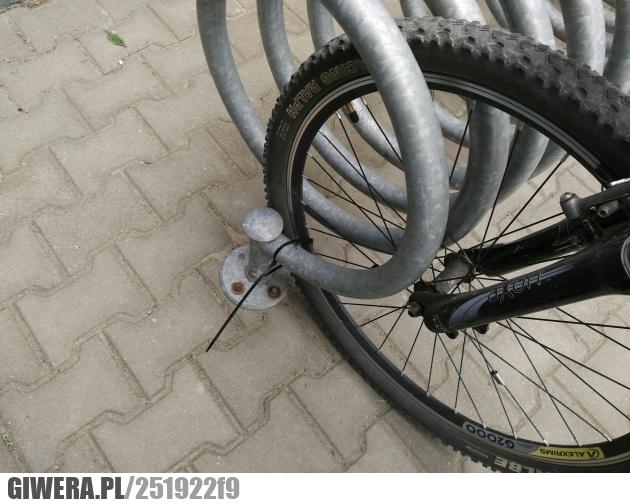 Nowoczesne zabezpieczenie roweru