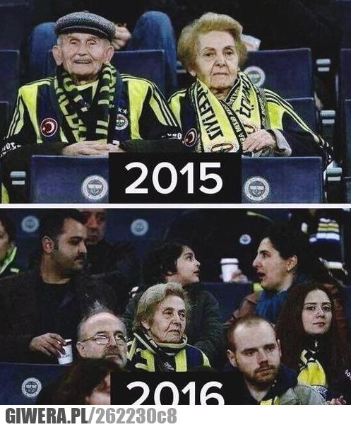 Pasja do futbolu nie umiera nigdy
