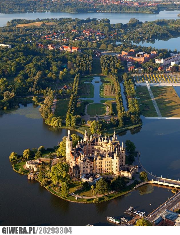 Schwerin,Zamek,Niemcy