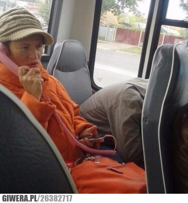 telefon,słuchawka,autobus,heheszki