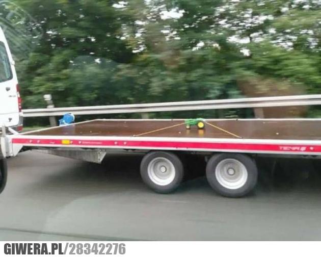 Poważny przewóz