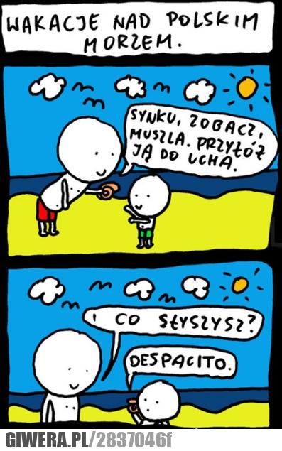 Bałtyk,Polskie Morze,Despacito