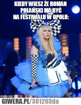 Maryla Rodowicz,Opole,Polański