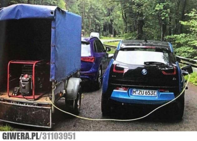 Ekologia,ładowanie,agregat,diesel