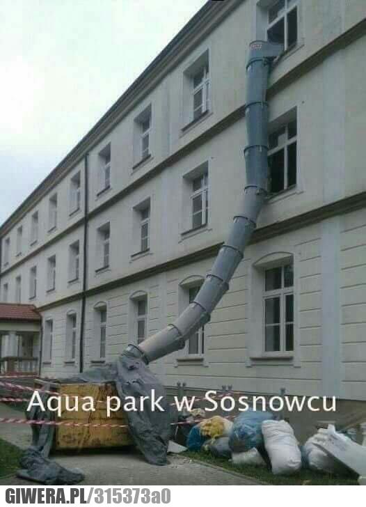 Sosnowiec,Aqua Park