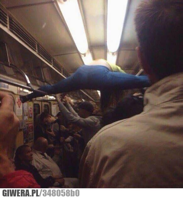 metro,szpagat