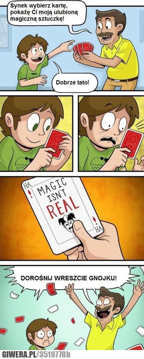 Ojciec magik