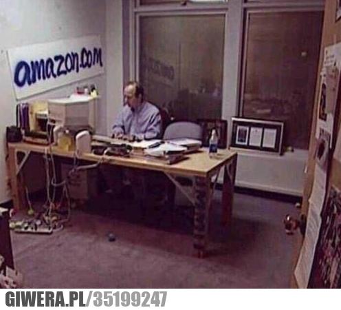 Twórca amazon.com w 1999 roku