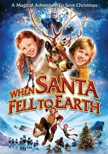 Kiedy Święty Mikołaj spadł z nieba (2011) Lektor PL